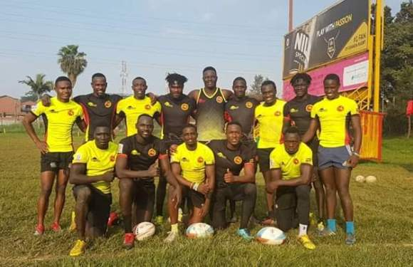 Regular campaigners Uganda begin Safari Sevens preps