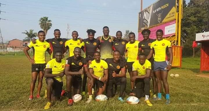 Regular campaigners Uganda begin Safari Sevens preps
