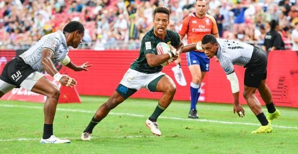 By hook or by crook, Davids wants to play for the Blitzboks