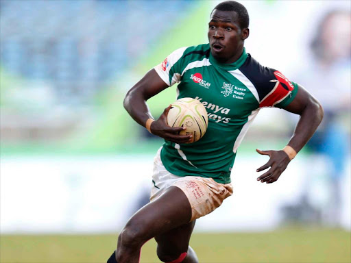 Patrice Agunda: Staying competitive in business and rugby