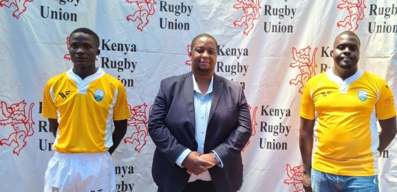 Kenya Rugby Referees Association Receives Officiating Kit From World Flair