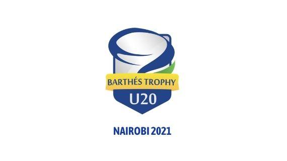Host city Nairobi ready to kick off the 2021 U20 Barthés Trophy