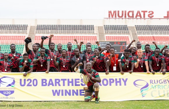 Curtains fall on three weeks of Rugby Africa action in Nairobi
