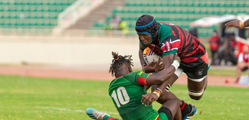 Six changes for the Simbas ahead of Zambia clash