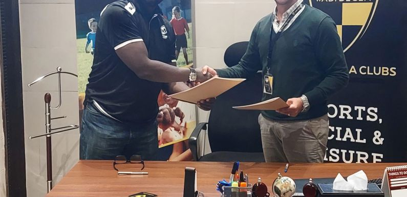 Mwamba Inks Deal With Wadi Degla, Launches Rugby Academy