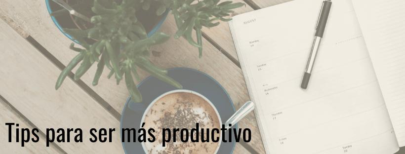 como ser más productivo kruce de caminos