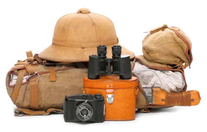 What to bring on a safari
