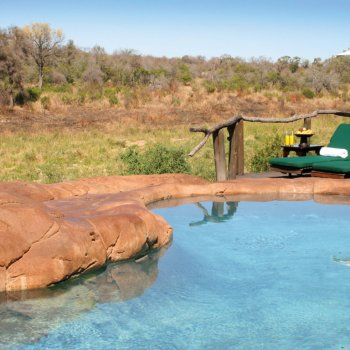 Jock Safari Lodge Mini Pool