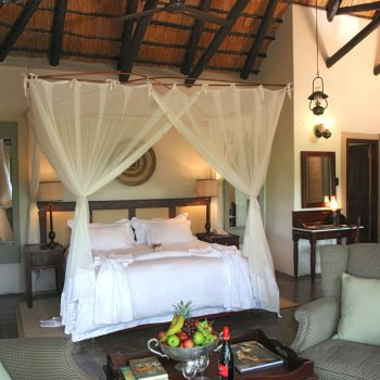 Jock Safari Lodge Room View