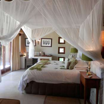 Simbambili Game Lodge Suite