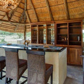 Tintswalo Manor House Bar Area