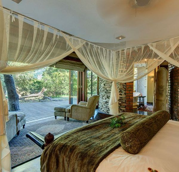 Tintswalo Manor House Beautiful Interior