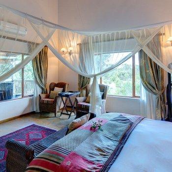 Tintswalo Manor House Bedroom