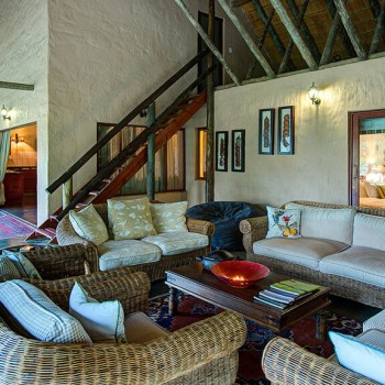 Tintswalo Manor House Lounge Area