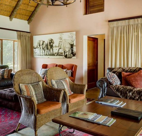 Tintswalo Manor House Luxurious Interior
