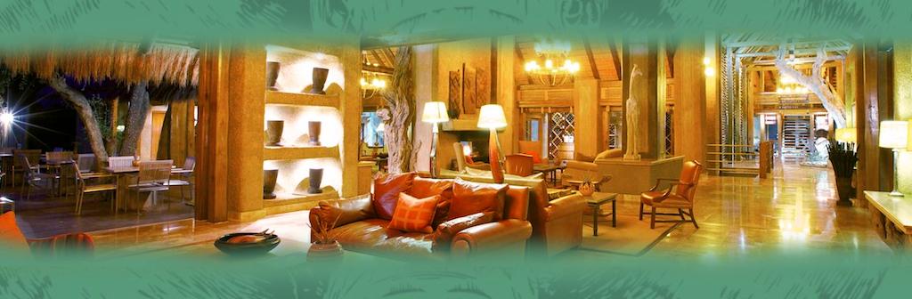 Kapama Private Game Reserve Interior Decor