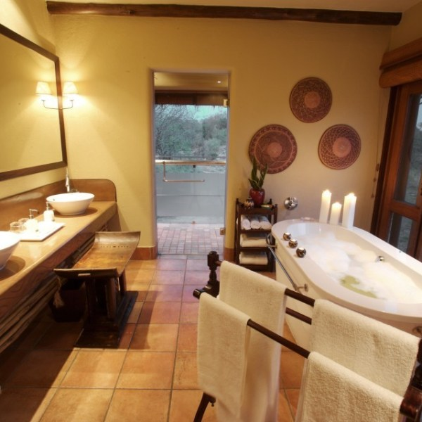 Kapama River Lodge Bathroom