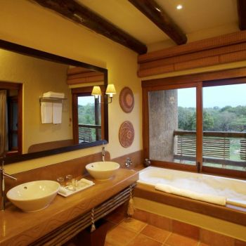 Kapama River Lodge Bathroom Interior Decor