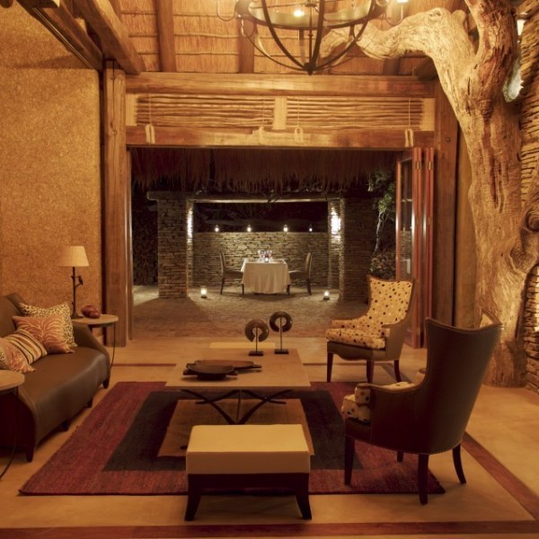 Kapama River Lodge Lodge Lounge