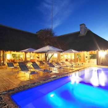Kapama River Lodge Wellness Centre