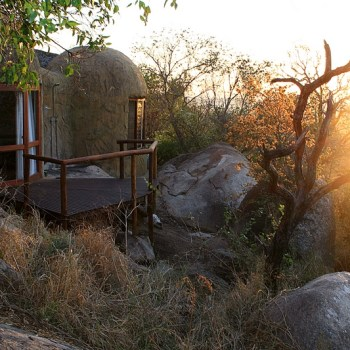 Manyatta Rock Camp Chalet Surrounding