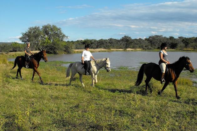 Manyatta Rock Camp Horse Back Safari
