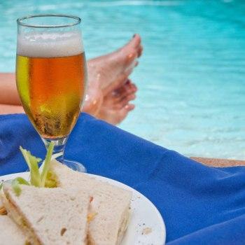 Monwana Game Lodge Wine and Lunch