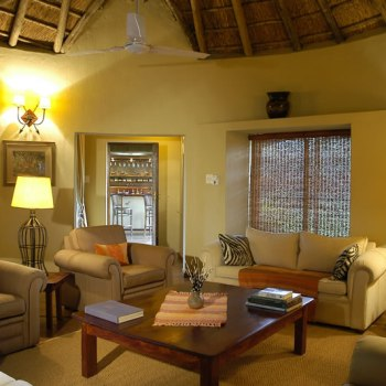 Nkaya Game Lodge Lodge Lounge