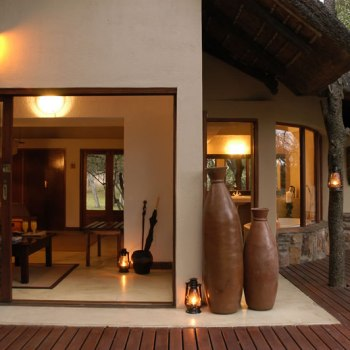 Serondella Game Lodge Suite Exterior