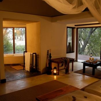 Serondella Game Lodge Suite Interior Space