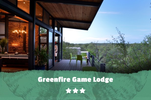 Kruger featured image Greenfire Game Lodge