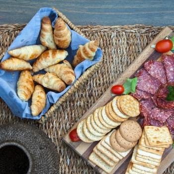 Serondella Game Lodge Food
