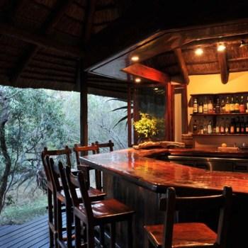 Waterbuck Game Lodge Bar