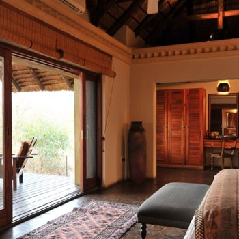 Waterbuck Game Lodge Suite Interior Space