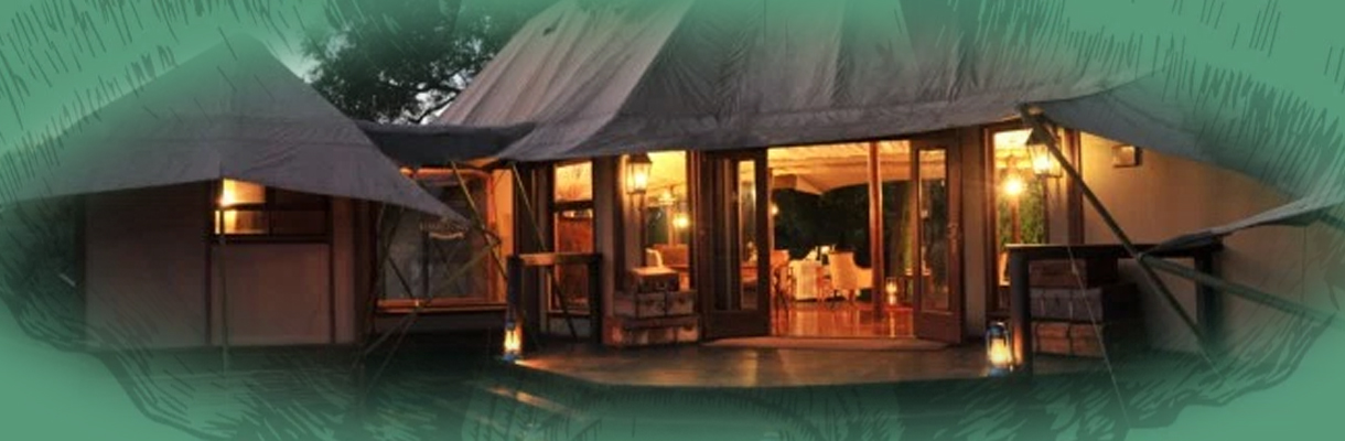 Hamiltons Tented Camp Camp Guest House