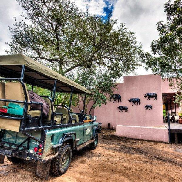 Kruger National Park Packages Honeyguide Mantobeni Camp Game Drive