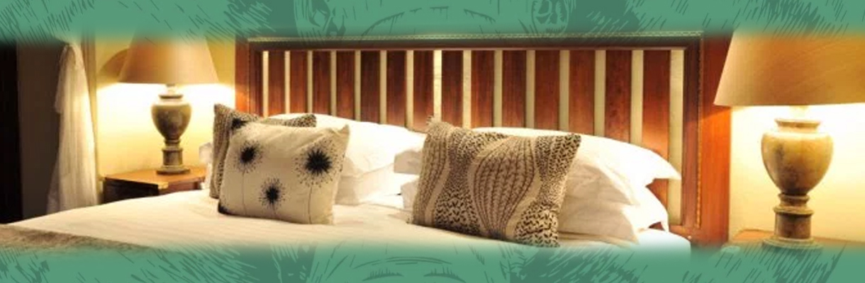 Imbali Safari Lodge Accommodation Room