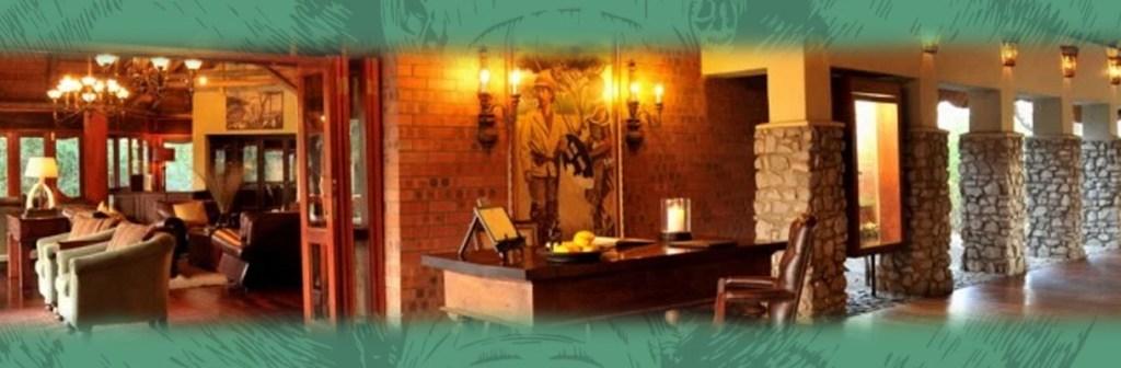 Imbali Safari Lodge Lounge and Bar