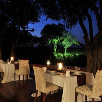 Imbali Safari Lodge Midnight