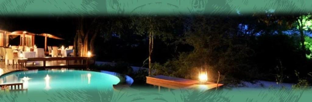 Imbali Safari Lodge Pool Facility