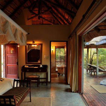 Imbali Safari Lodge Room