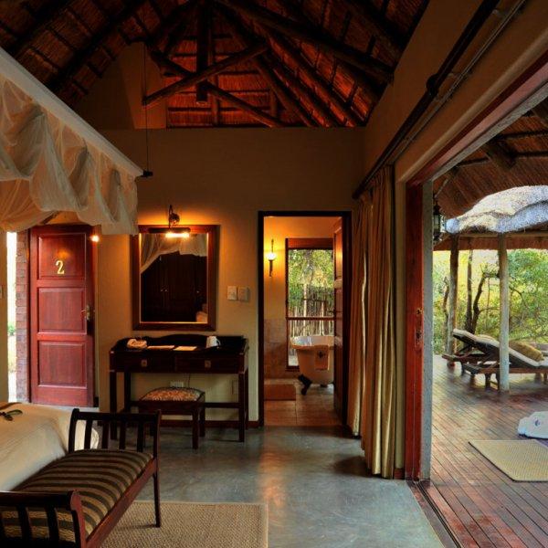 Imbali Safari Lodge Room