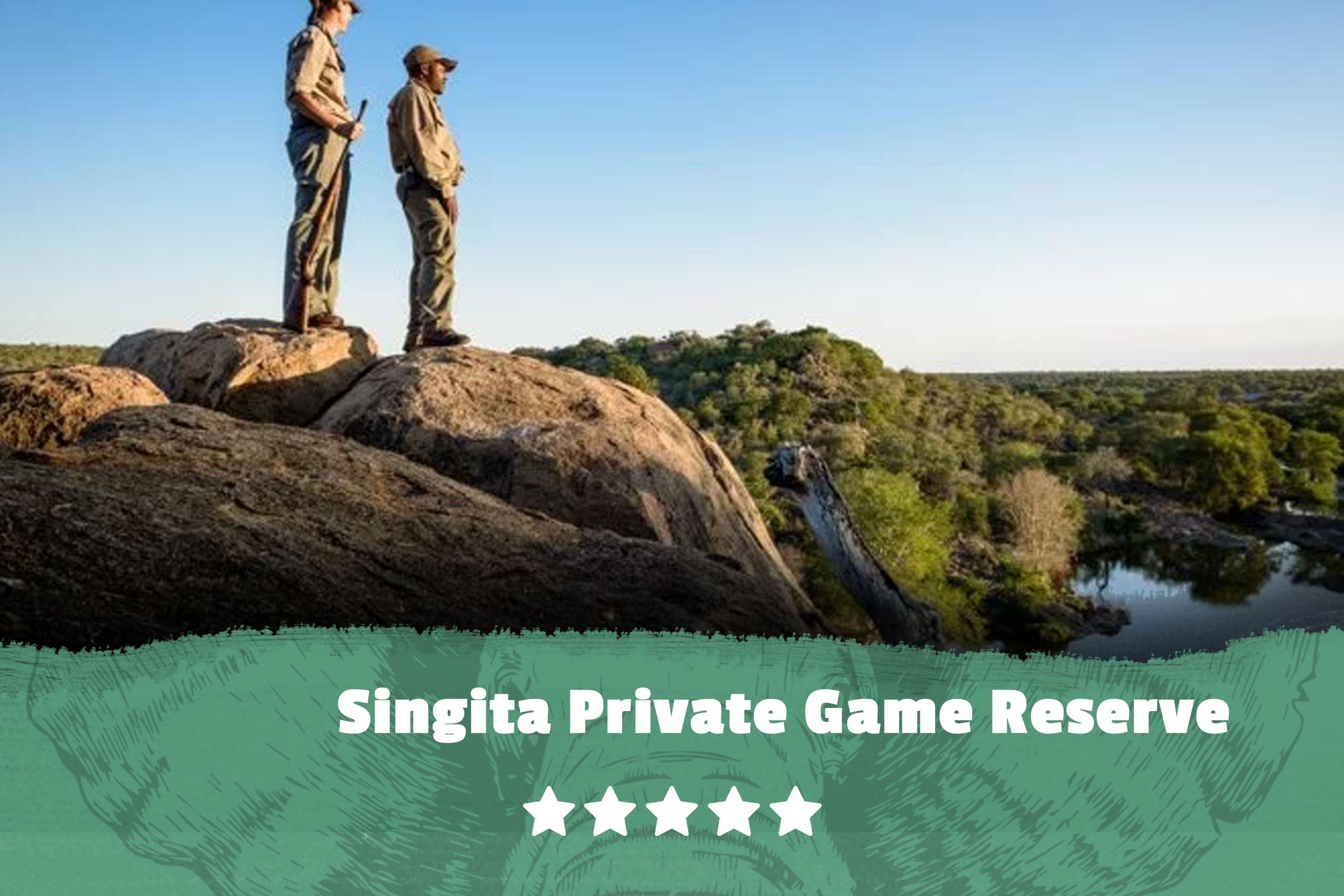 Kruger featured image Singita Private Game Reserve