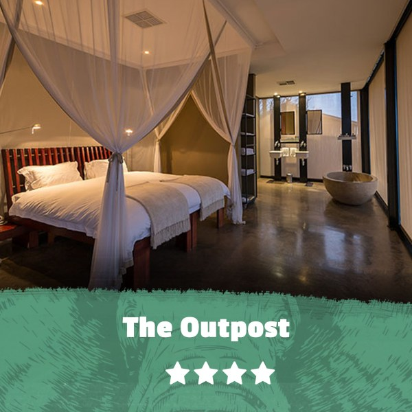 Kruger featured image The Outpost