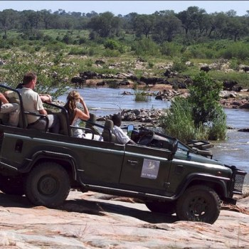 Mjejane River Lodge Game Drive