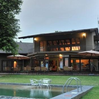 Mjejane River Lodge Lodge Overview