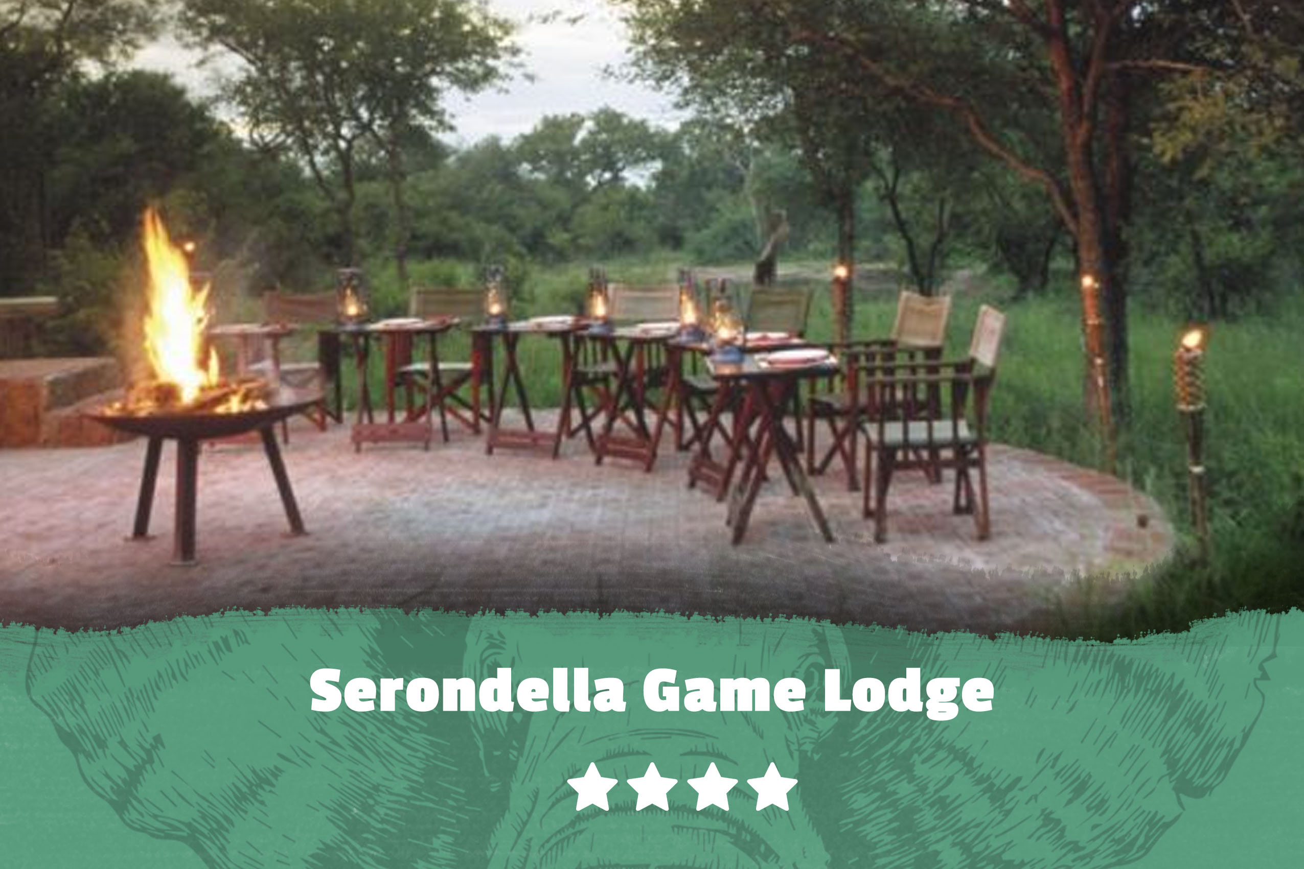Kruger featured image Serondella Game Lodge