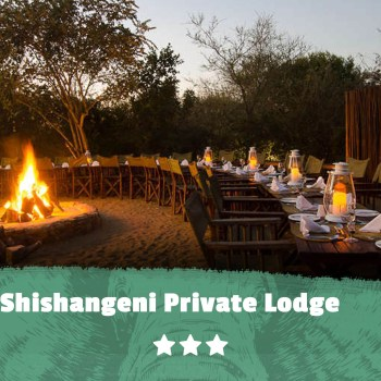 Kruger featured image Shishangeni Private Lodge
