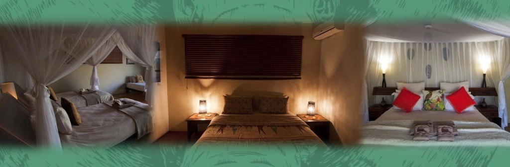 Naledi Bushcamp Bedroom Options