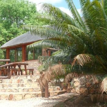 Baluleni Safari Lodge Walkway